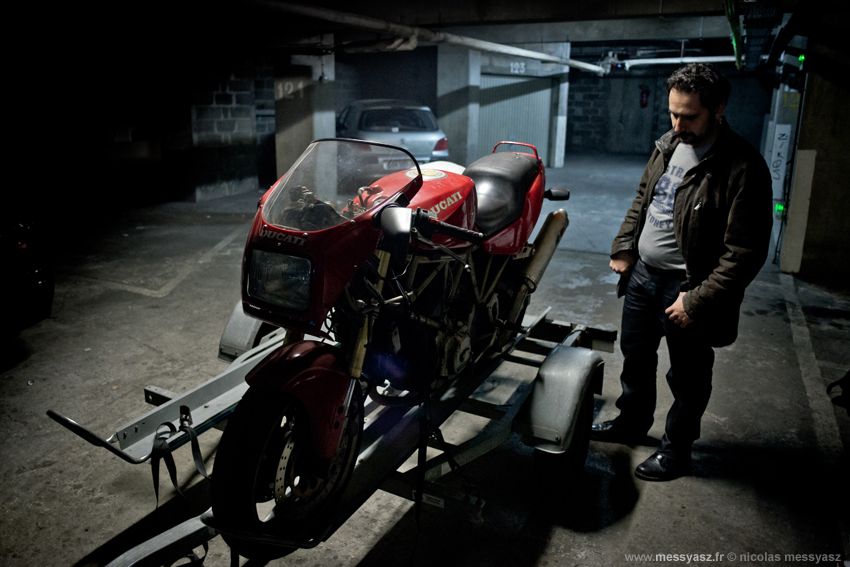 Ducati Meccanica Out Of Order Club