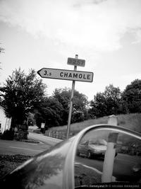 Chamole, fille de Chat Mou