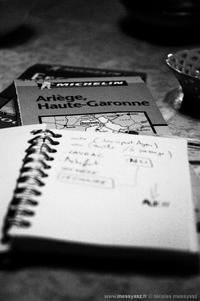 Roadbook retour