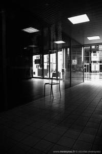 La salle d'attente pour fantômes
