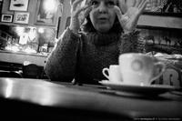 Les mots dansent avec les cafés