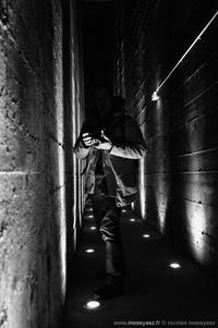 Un bon photographe reste toujours dans l'ombre