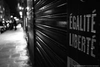 Liberté, Egalité...