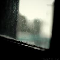 De la fenêtre, je ne vois plus rien