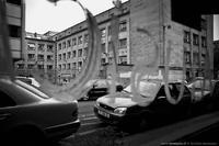 Boire un café froid dans un bar soviétique des années 60