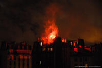 Paris brûle t'il?