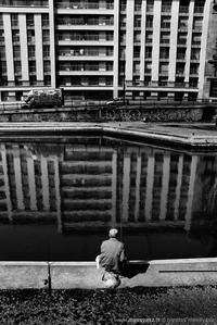 Pêcheur urbain