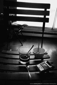 Caféïne, sucre et nicotine