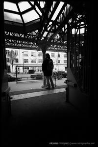 Grisaille printanière... Paris quoi !