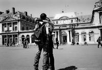 Les amoureux du Louvre
