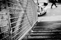 Le gars sur le pont