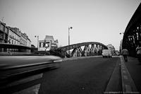 Chasseur de ponts, ponts chassés, à pas chassés