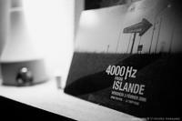4000 Hz from Islande