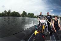 La Seine ne brulera pas