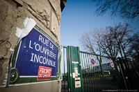 Rue de l'Ouvrière Inconnue