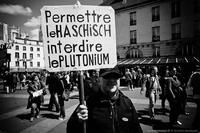 Haschisch vs Plutonium