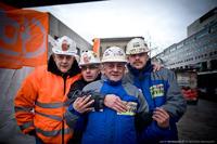 Arcelor Mittal sous les fenêtres de Bercy