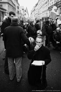 Croisade et prières de rue