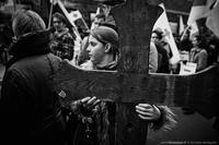 Au troisième jour, les croix défient la République