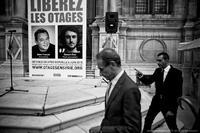 Didier François et Edouard Elias : Otages