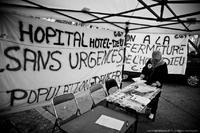 Urgences : Dernières prières pour l'Hotel-Dieu