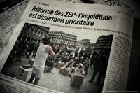 Libération en slip