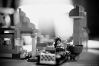 Lego Poulette