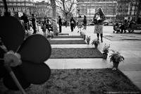 Paris, la pollution, la politique, l'oxyde de carbone et les agendas de Nicolas Sarkozy