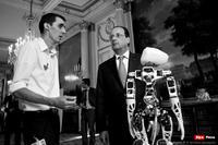 Résident de la Robotique Francaise