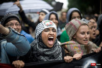 Le cri de la Palestine