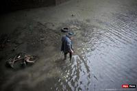 Le pêcheur de Velib'