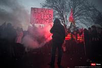 Les feux de la colère
