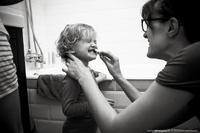 Le jour où Léa se brosse les dents pour la première fois