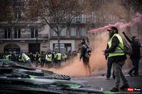 Jaune Colère : Les Champs Épuisés