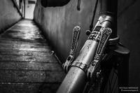 Arabesque (bref, j'ai acheté un autre vélo...)